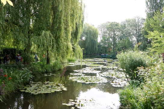 monet garden giverny 11