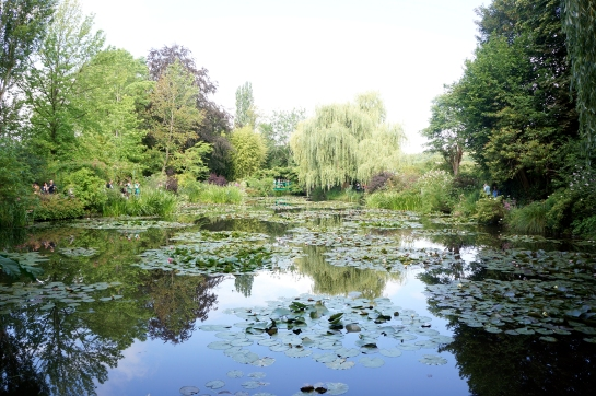 monet garden giverny 12