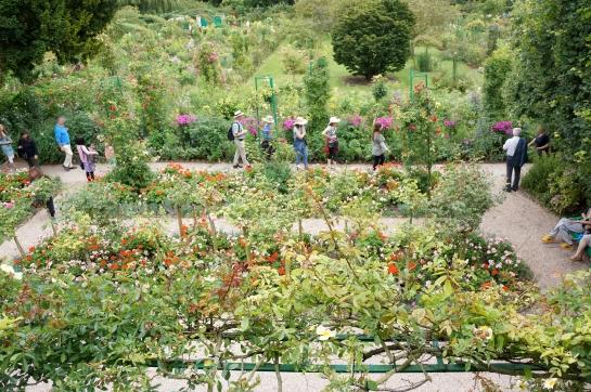 monet garden giverny 17
