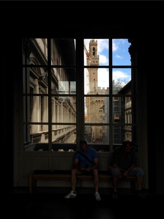 window_view_uffizi_florence_firenze16
